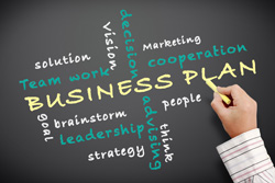 Every encore entrepreneur should start with a strong business plan.